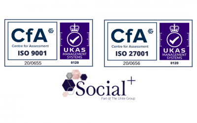 How does being ISO certified benefit your business?